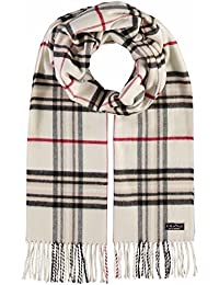 386b8379f28756 FRAAS Schal aus reinem Cashmink für Damen & Herren - Made in Germany -  warmer XXL-Schal - Plaid weicher als Kaschmir - karierter Winter…