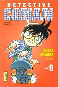 Détective Conan Edition simple Tome 9