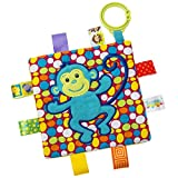 Taggies Crinkle Me Toy (Monkey)