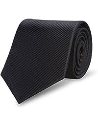 Expresstech   Cravate homme élégante 8cm avec coffret cadeau Pour Travail  Fête Cérémonie Mariage ... 59b30f7ae98