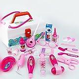 #4: Ocamo 23Pcs 18Pcs 21Pcs Children Simulation Doctor Medicine Appliance Kit Pretend Play Toy Set