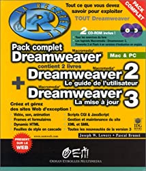 Dreamweaver 3 Reference