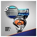 Gillette Fusion ProGlide - Razor with FlexBall (10 refills)