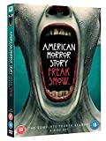 American Horror Story: Freak Show - The Complete Fourth Season (4 Dvd) [Edizione: Regno Unito] [Reino Unido]