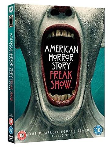 American Horror Story: Season 4 - Freakshow [4 DVDs] [UK