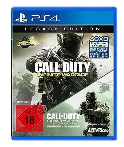 Call of Duty: Infinite Warfare - Legacy Edition - [PlayStation 4] (Ps4 Edition)