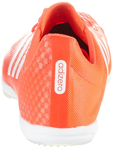 adidas Herren Adizero Ambition 4 Traillaufschuhe Rot (Solar Red/ftwr White/core Black)