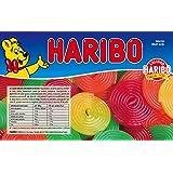 Haribo Discos Fruit Acid Geles Dulces - 2000 gr