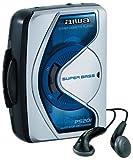 Aiwa HS-PS201 tragbarer Kassettenspieler silber