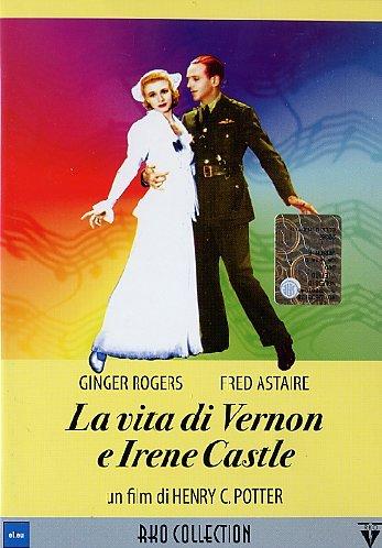 Bild von La vita di Vernon e Irene Castle [IT Import]