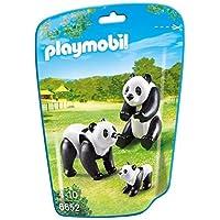 PLAYMOBIL Panda Family Building Kit by PLAYMOBIL®