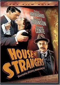 House of Strangers [DVD] [1949] [Region 1] [US Import] [NTSC]