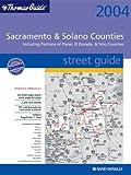 Thomas Guide: Sacramento & Solano Counties - Including Portions of Placer, El Dorado, & Yolo Counties, Digital Edition (Book & CD-ROM)