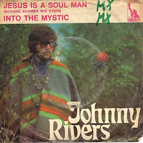 Johnny Rivers - Jesus Is A Soul Man (Schuhe Schwer Wie Stein) - Liberty - 15 364