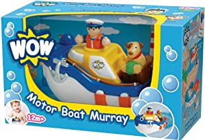 WOW Toys Motor Boat Murray