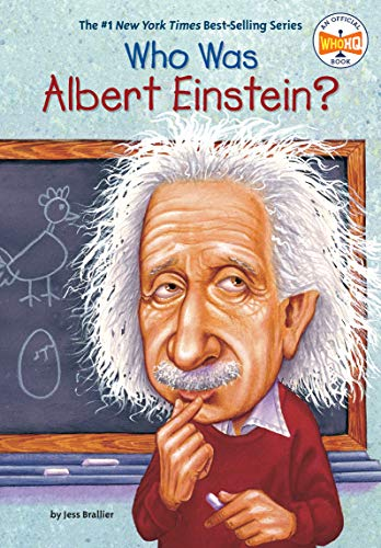 Who Was Albert Einstein? por Jess Brallier