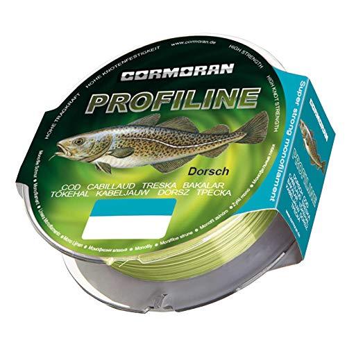 Cormoran Profiline Dorsch 0,45mm 250m 15,1kg 36-141745 Angelschnur