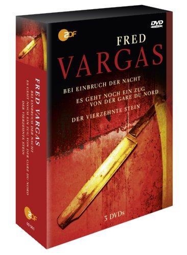 Fred Vargas Krimi Box/3DV [3 DVDs]