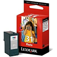 Original Lexmark 31 - Cartuccia d'inchiostro 18C0031E per stampe fotografiche