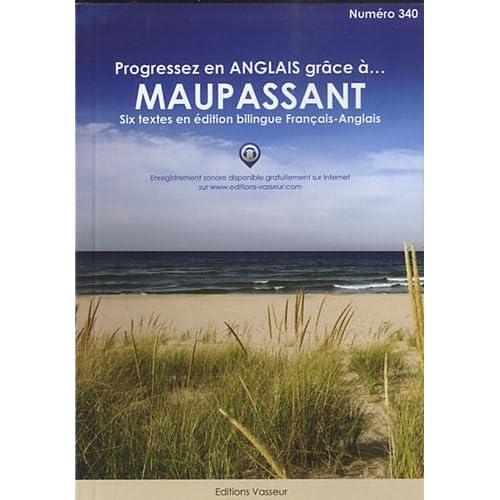 Progresser en anglais grâce à Maupassant