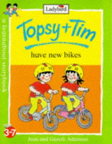 Topsy and Tim have new bikes