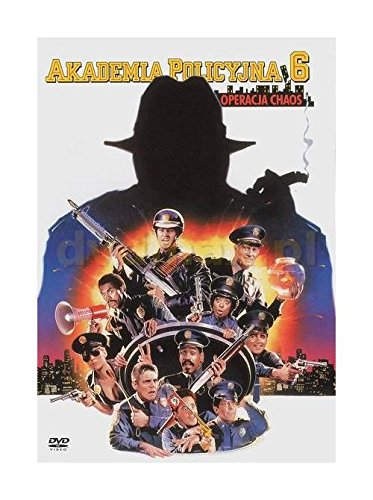 Police Academy 6 - Widerstand zwecklos [DVD] [Region 2] (Deutsche Sprache. Deutsche Untertitel)