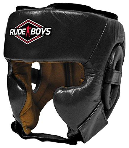 Rude Boys RB Voss Helm Training, Unisex Erwachsene
