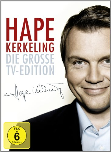 Hape Kerkeling - Die große TV-Edition (11 DVDs)