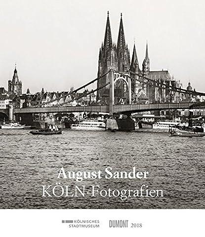 August Sander – KÖLN-Fotografien 2018