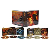 AC/DC - HELL'S RADIO - THE LEGENDARY BROADCASTS - 6 CD BOX SET
