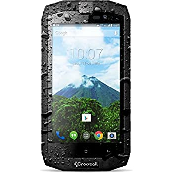 CROSSCALL - TREKKER-X1 Smartphone 4G Etanche - Noir