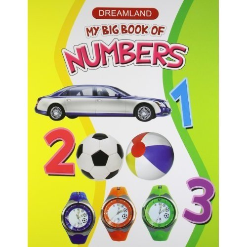 My Big Book of Numbers Image