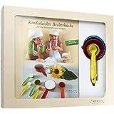 Kinderleichte Becherküche - für die Backprofis von morgen: Backset inkl. 5-teiliges Messbecher-Set