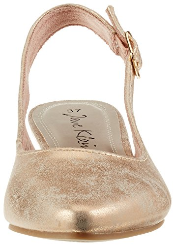 Jane Klain Damen 294 051 Pumps Pink (ROSEGOLD)
