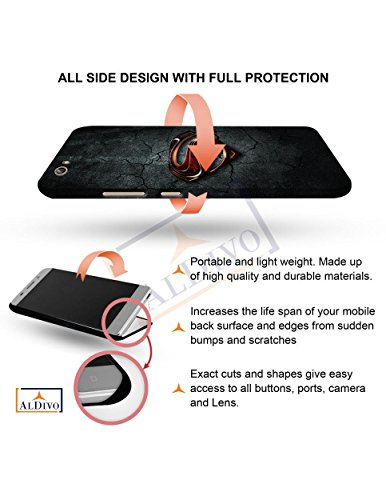 alDivo Premium Quality Printed Mobile Back Cover For Moto G4 Plus / Moto G4 PlusPrinted Mobile Covers (MKD334)
