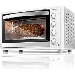 Cecotec Bake&Toast 790 Horno Convección de Sobremesa, 46 litros, Blanco