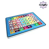 DUL DUL ® Educational Y Pad Tablet for Kids Kids Laptop, Touch Sounds
