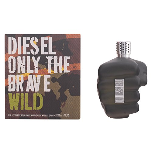 Diesel - ONLY THE BRAVE WILD edt vaporizador limited edition 200 ml