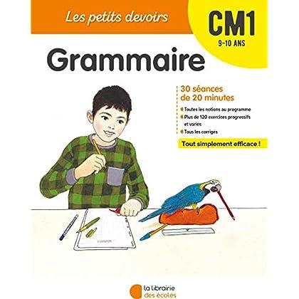 Les Petits devoirs - Grammaire CM1