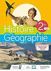 estimation pour le livre Histoire/Géographie 2nde compilation - Livre...
