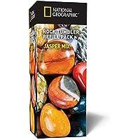 Rough Jasper Refill Kit for Rock Tumbler by National Geographic by National Geographic
