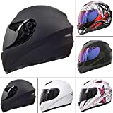 Best Motorcycle Helmets - Leopard LEO-819 Full Face Motorbike Motorcycle Helmet Road Review