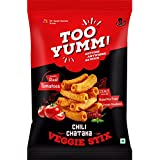 TooYumm! Veggie Stix, Chilly Chataka, 30g