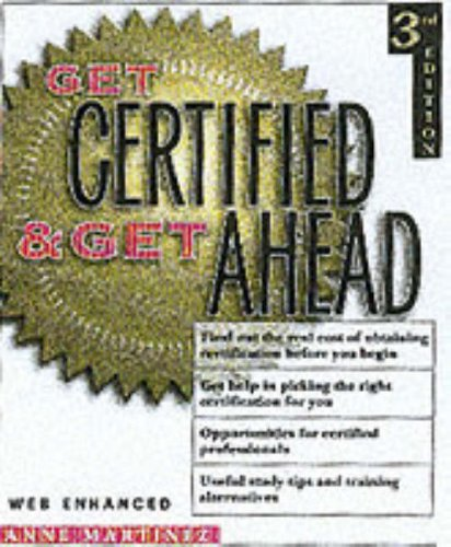 Get Certified and Get Ahead (Technical Expert S.) por Anne Martinez