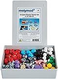 Molymod MMS-004 Molecular Model Teacher set for Inorganic & Organic Chemistry