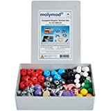 Molymod MMS-004 Molecular Model Teacher set for Inorganic & Organic Chemistry