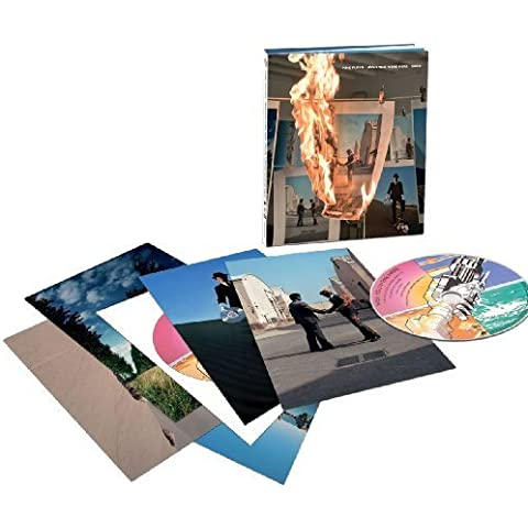 Wish You Were Here Hybrid SACD - DSD, Import Edition by Pink Floyd (2012) Audio CD