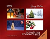 Die schönsten Weihnachtslieder: Vol. 1 - 4 (4 CD - Box) - Gemafreie instrumentale Weihnachtsmusik