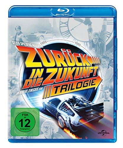 Bild von Zurück in die Zukunft - Trilogie (30th Anniversary Edition, 4 Discs) [Blu-ray]