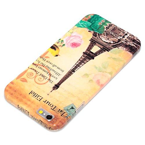 deinPhone Apple iPhone 6(4.7) Case Torre Eiffel rosa